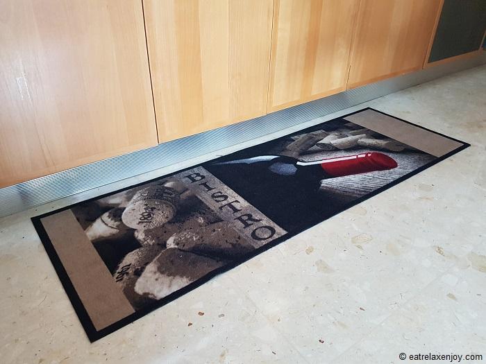 """שטיח למטבח מבית """"אחים עיני"""""""