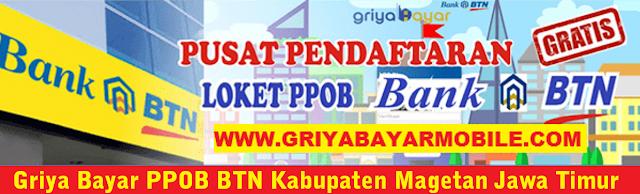 Griya Bayar PPOB BTN Kabupaten Magetan Jawa Timur