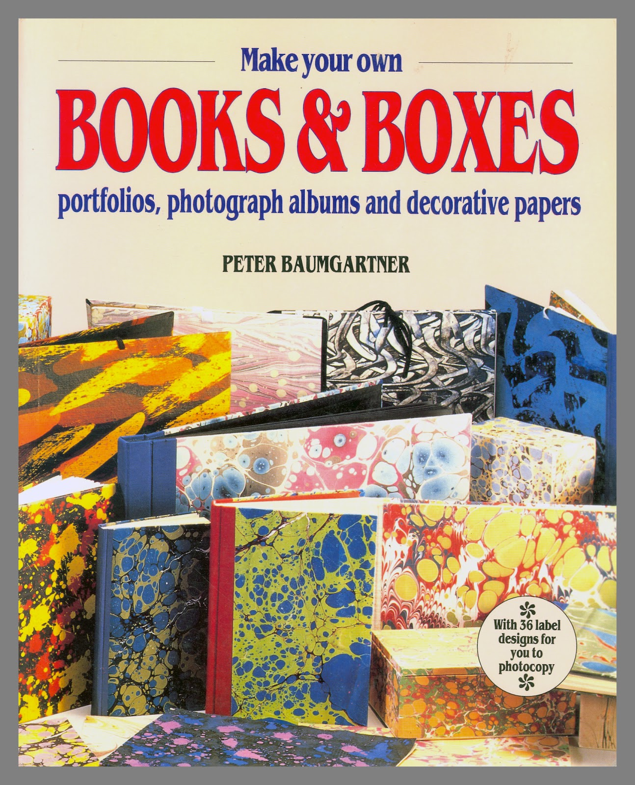 wednesday s exhibitions and collections make your own books boxes