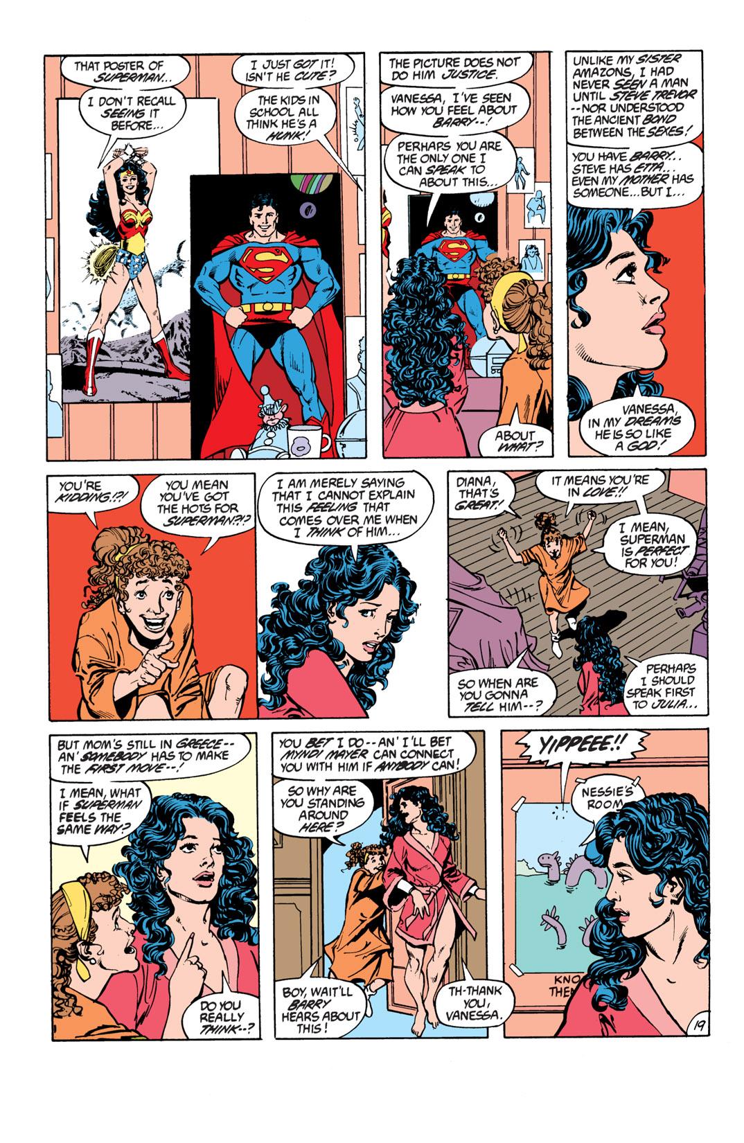 Read online Wonder Woman (1987) comic -  Issue #16 - 20