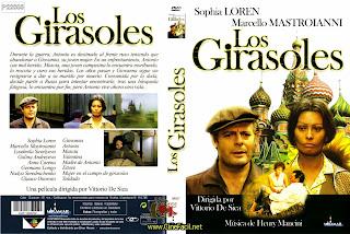 CARÁTULA: Los girasoles (1970)