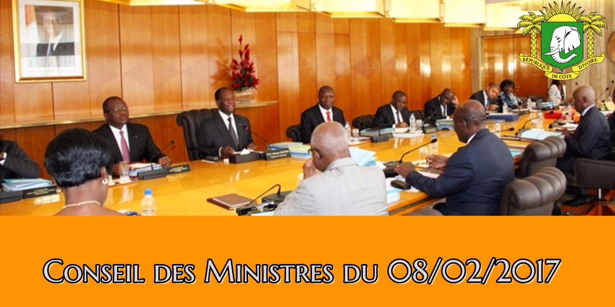 Conseil des Ministres : projet de loi sur la Société de l'Information en Côte d'Ivoire.