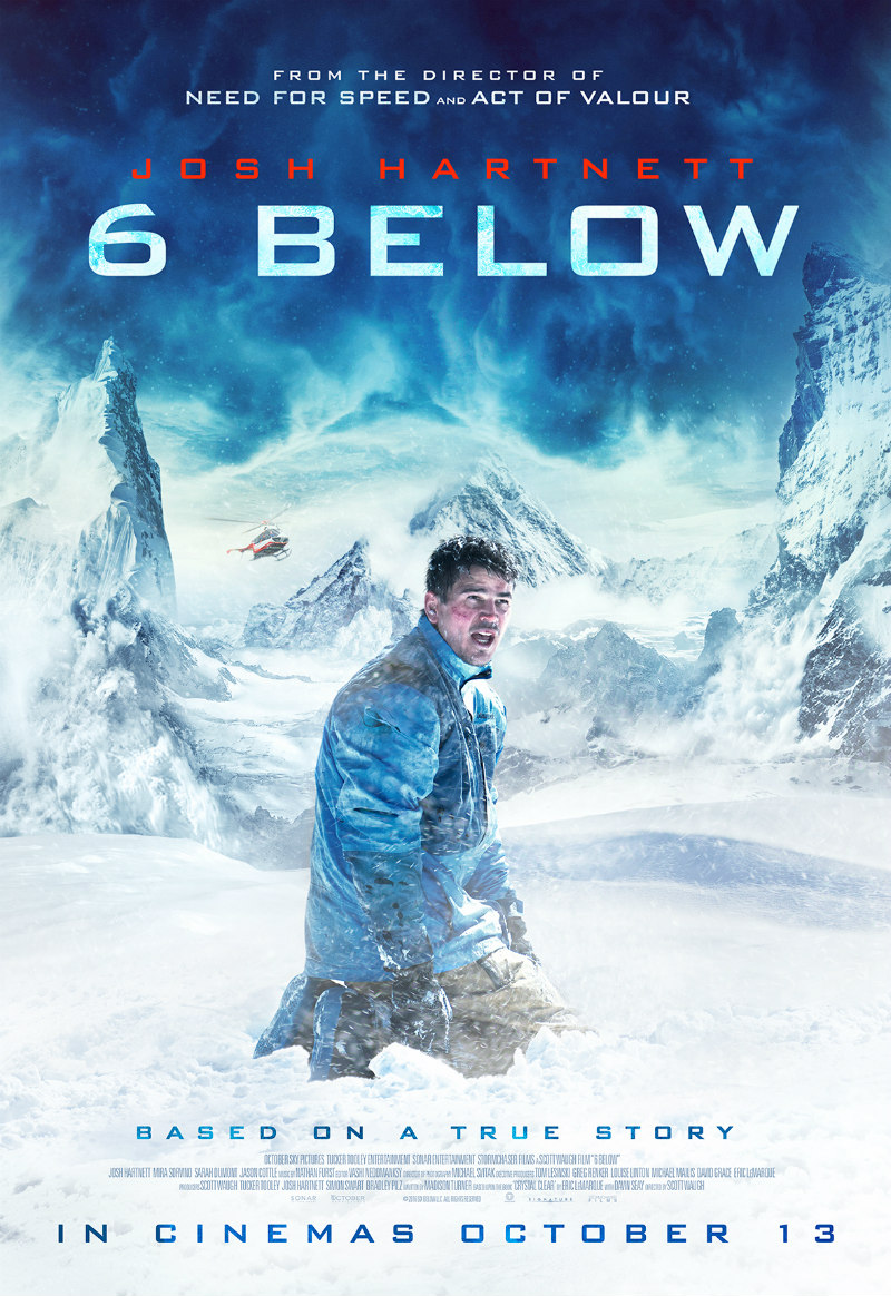 6 below poster