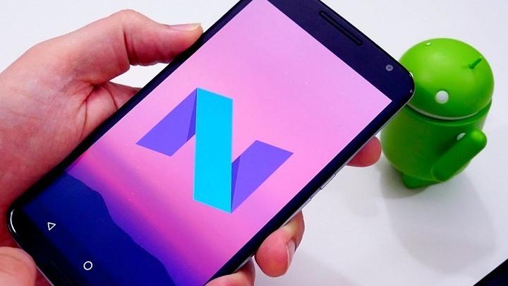 nama untuk android n adalah nougat
