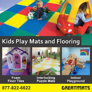 Greatmats Kids Play Mats and Flooring