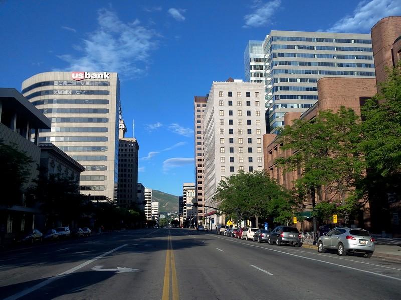 Idaho, Salt Lake City