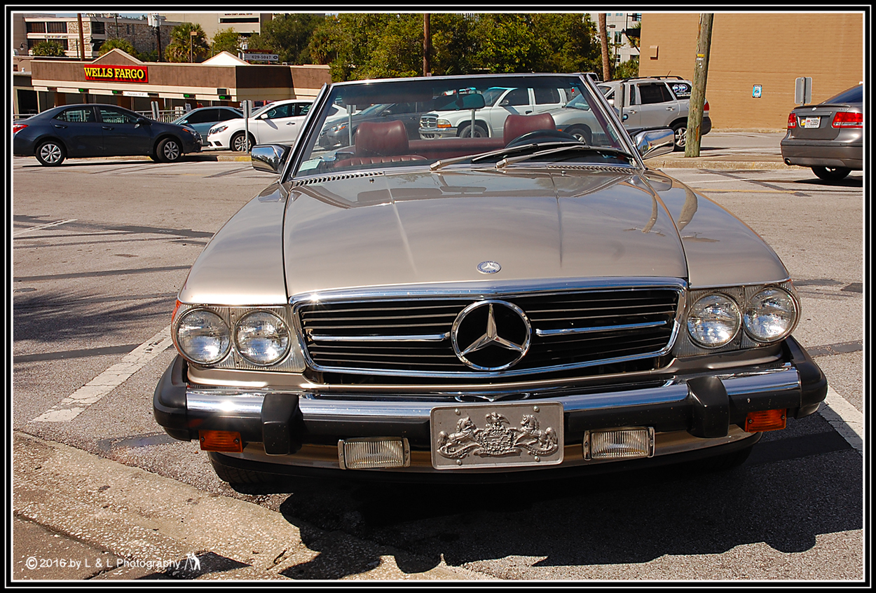 ocala central florida beyond mercedes convertible