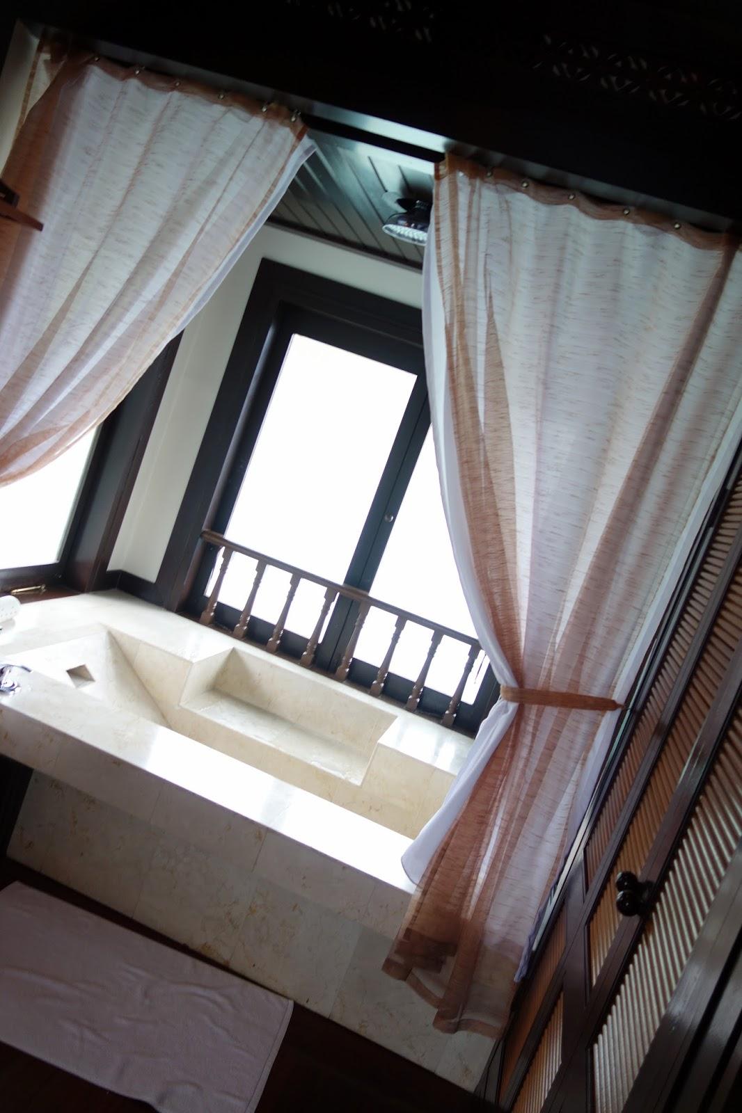 The random writings of rachel pangkor laut resort experience 5 star resort - The star shaped villa ...