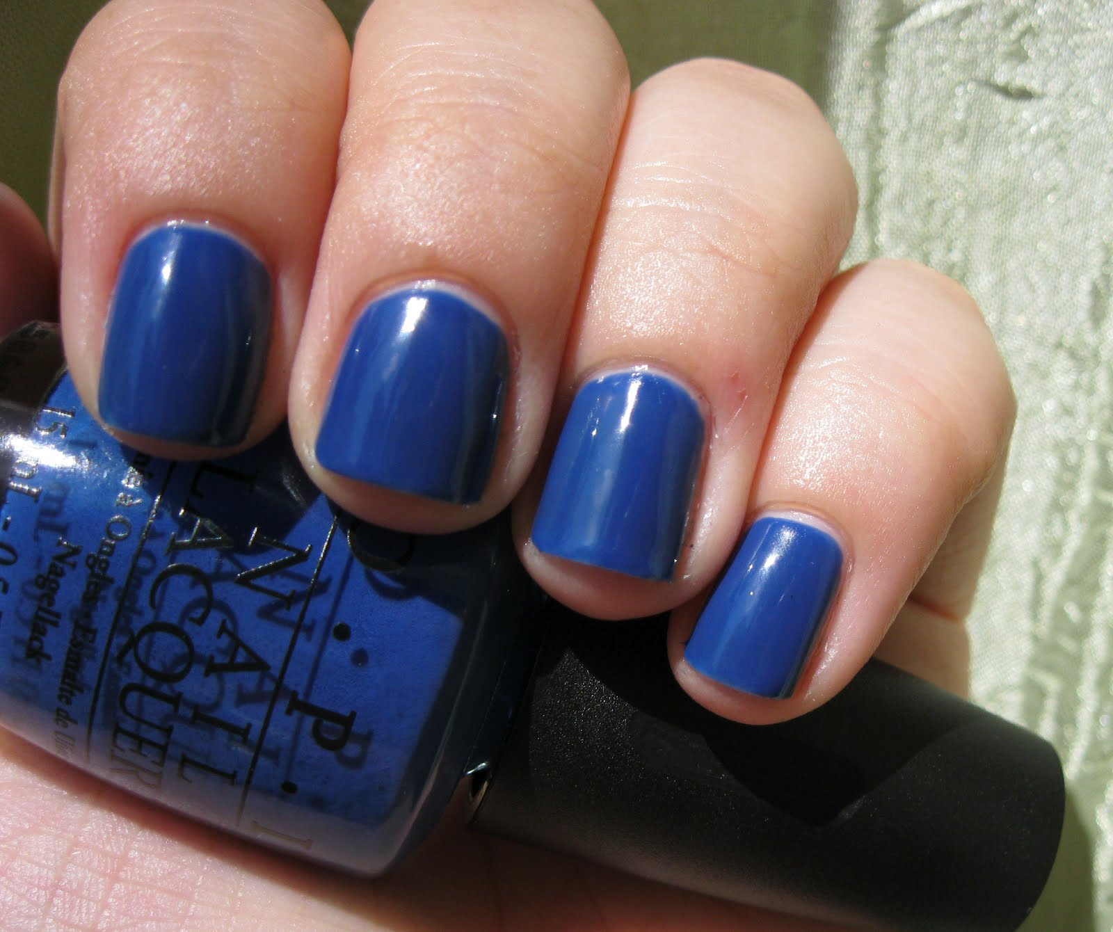 NYC Boat Basin Polish - Swatch of the Day - Project Swatch
