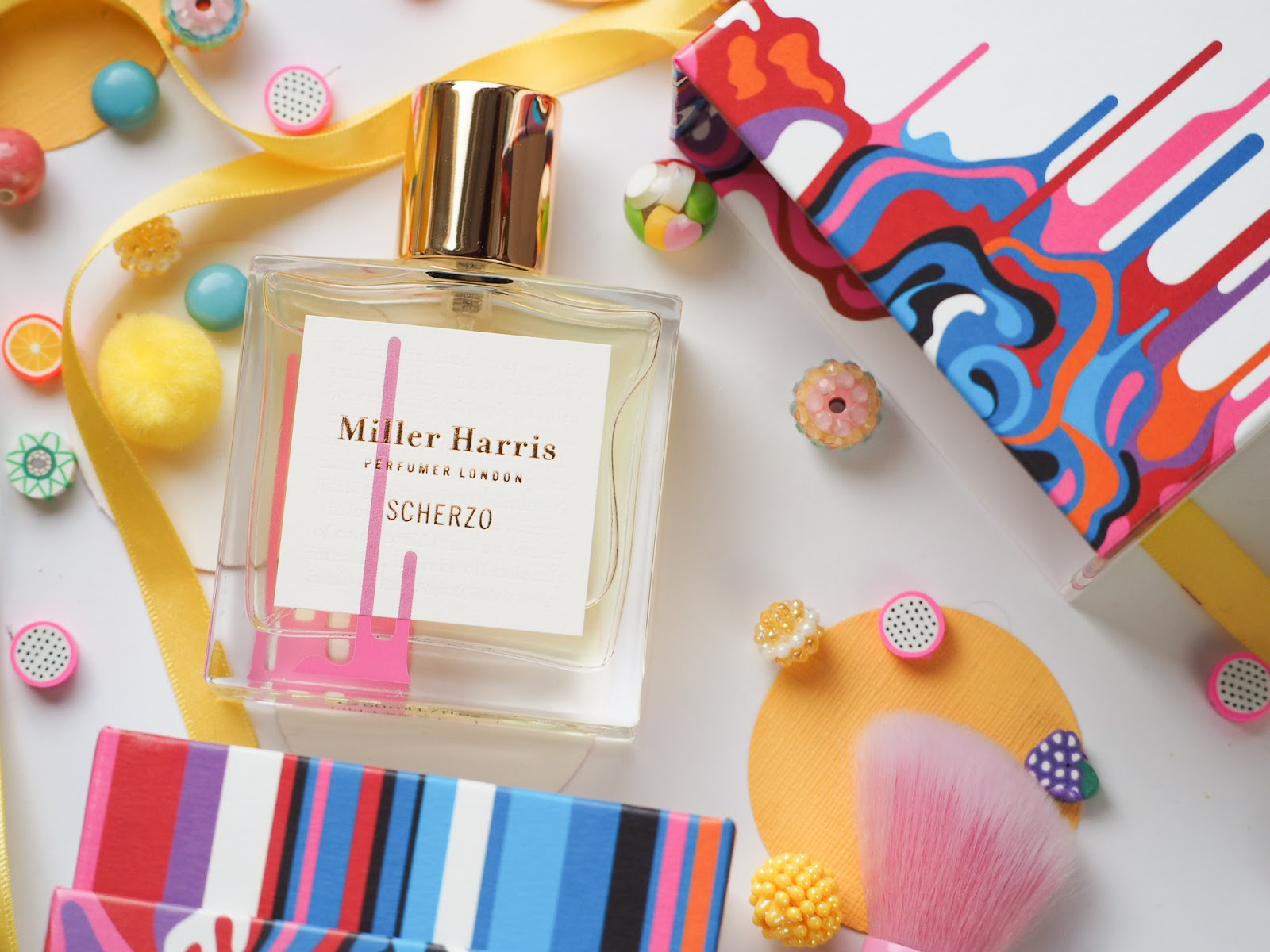 World Duty Free: Miller Harris Scherzo Perfume*