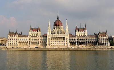 parlamento budapest desde buda