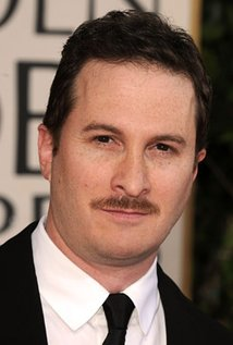 Darren Aronofsky. Director of The Fountain