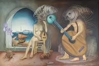 Gregorio Sabillón arte y pintura