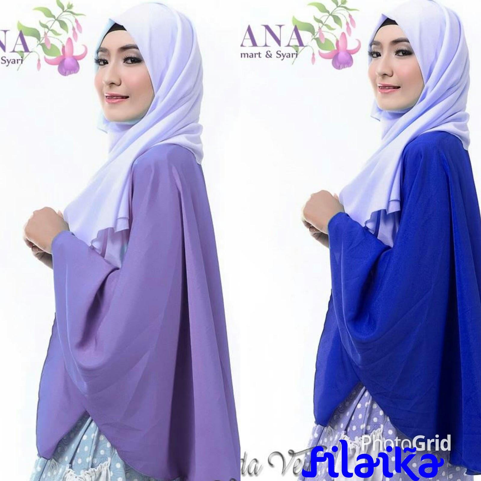 gamis syar 39 i model terbaru hijab modern cantik