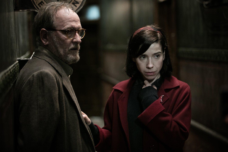 LA FORMA DEL AGUA, de Guillermo del Toro - Richard Jenkins