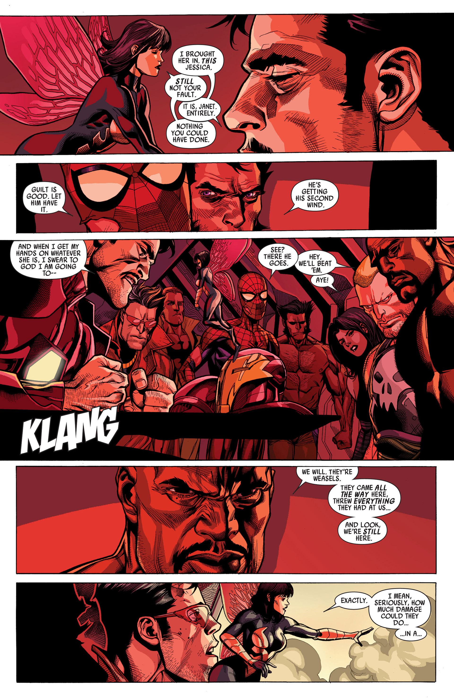Read online Secret Invasion comic -  Issue #6 - 10
