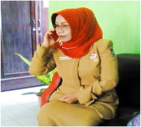 Dengan Rankul Alumni Ratnawati ,S.Pd Bertekat Ciptakan Perubahan Smp 6 Padang