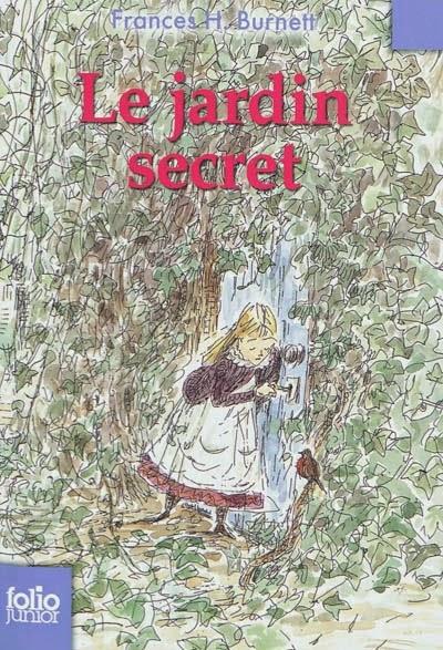 Margaud liseuse le jardin secret for Le jardin secret film