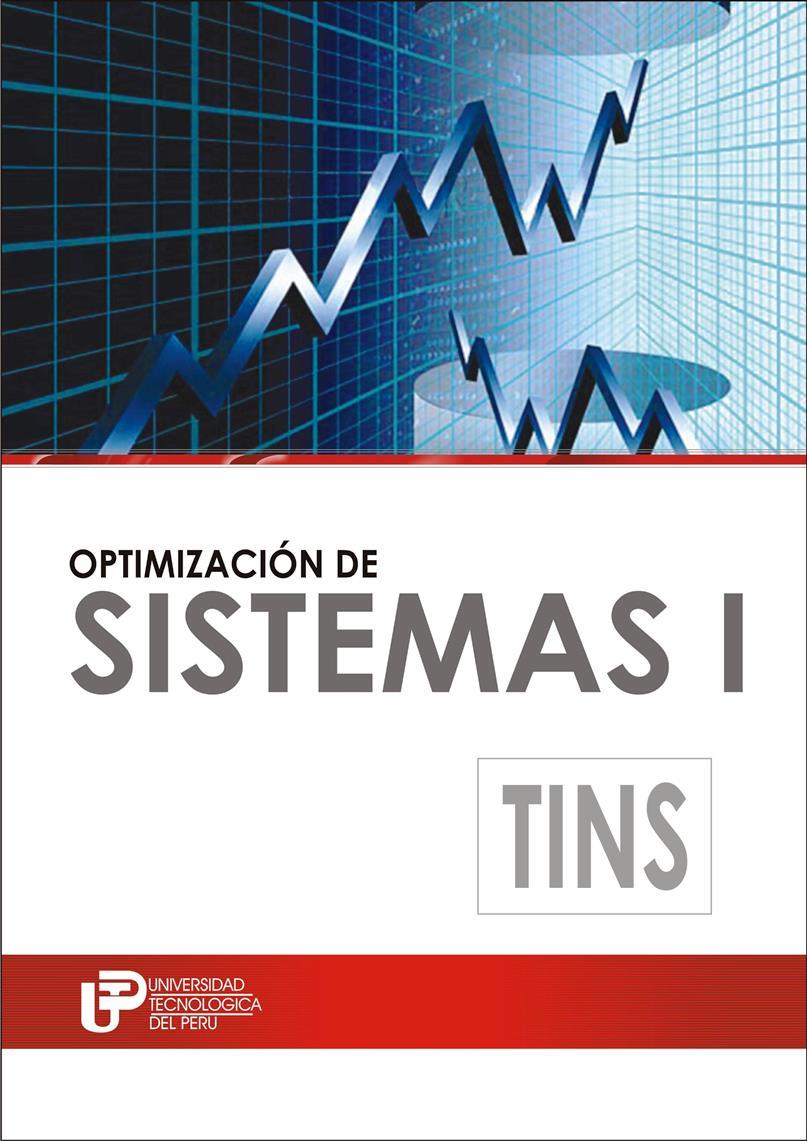 Optimización de Sistemas I – UTP