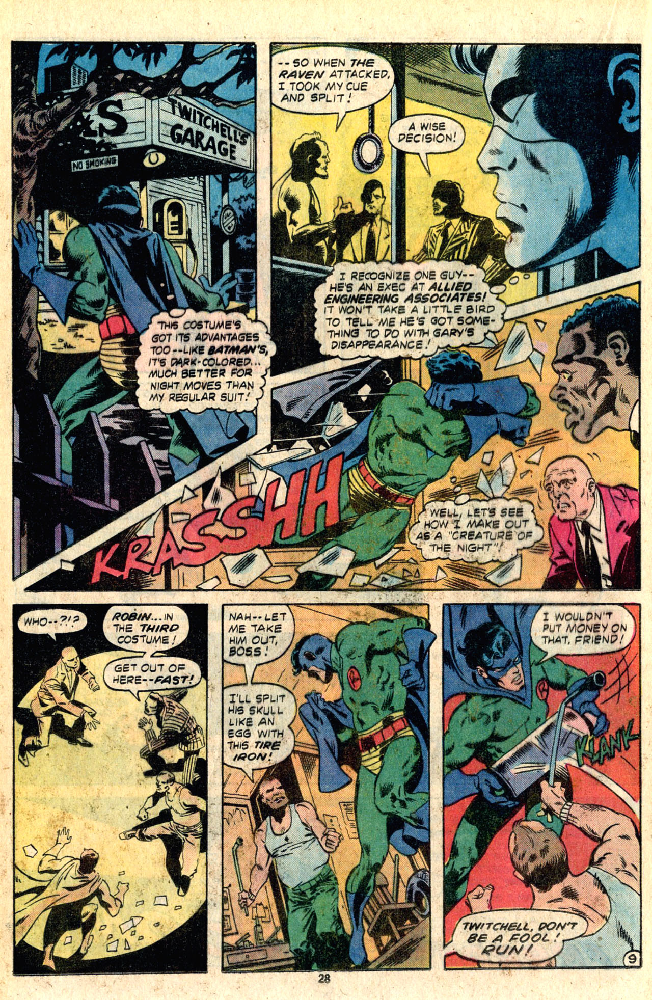 Detective Comics (1937) 481 Page 27