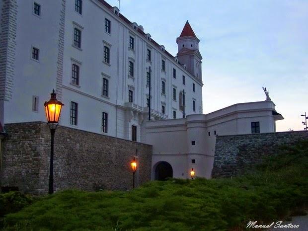 Bratislava, Hrad Castle