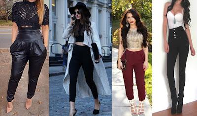 Pantalones leggins mujer