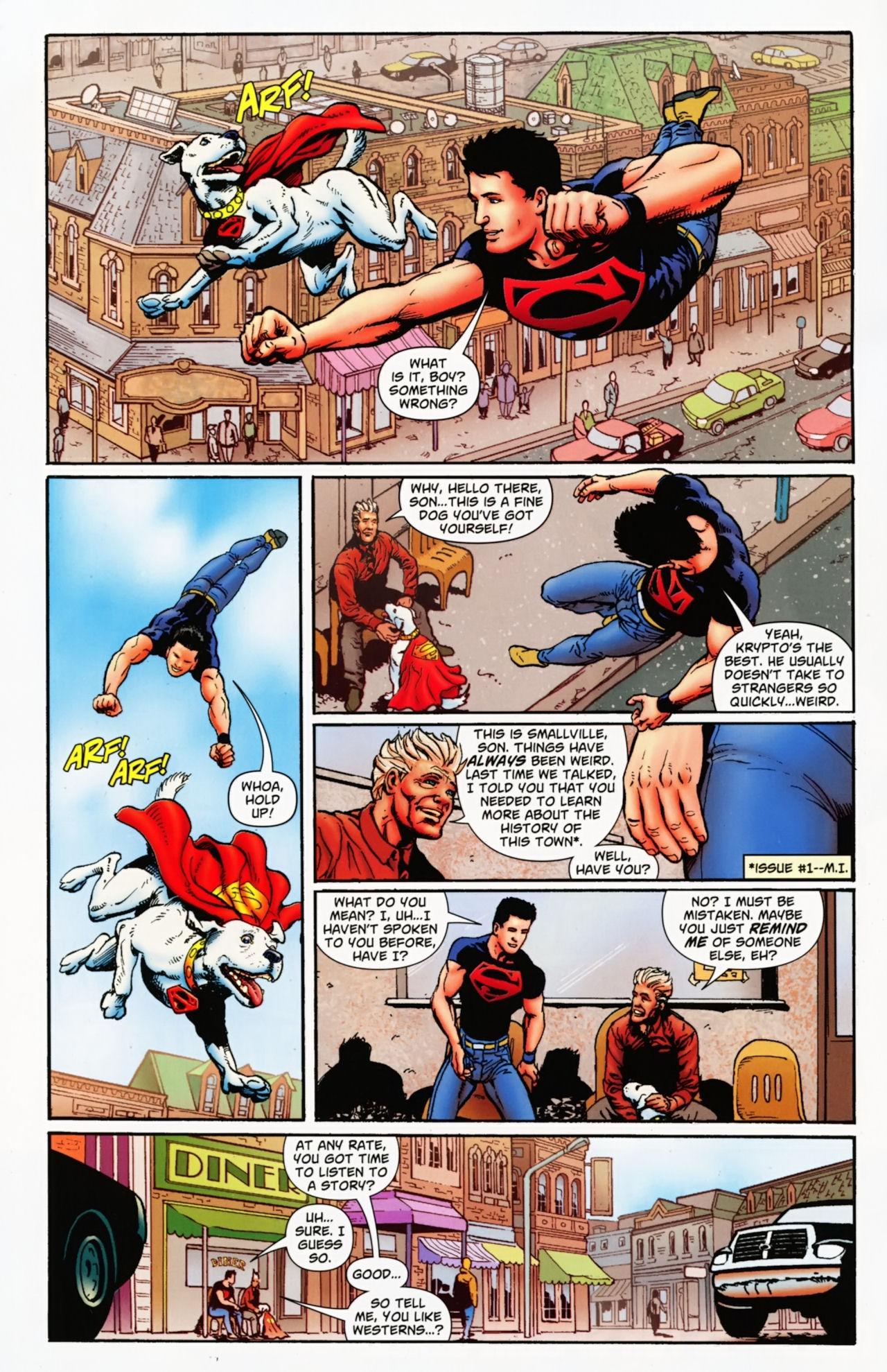 Superboy [I] Issue #8 #8 - English 8