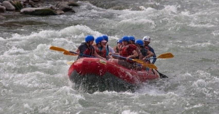 Profesora se ahoga mientras realizaba canotaje en Lunahuaná - Cañete durante paseo por Fiestas Patrias