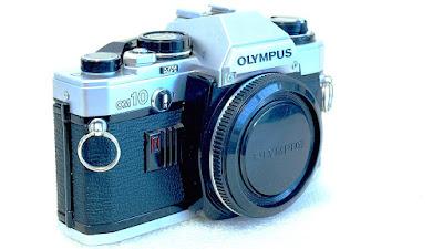 Olympus OM10 (Chrome) Body #663