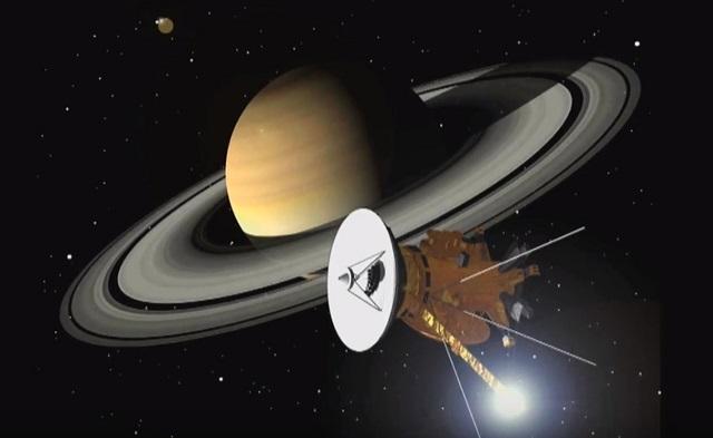 cincin planet saturnus