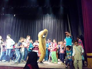 قصر ثقافة المدامود يستضيف شباب العشى وإدارة الزينية التعليمية فى يوم اليتيم