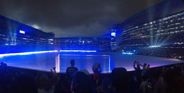Emelec empató con New York City FC en la reinauguración del Capwell