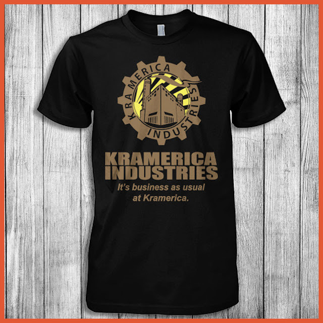 Kramerica Industries It's Business As Usual At Kramerica Shirt