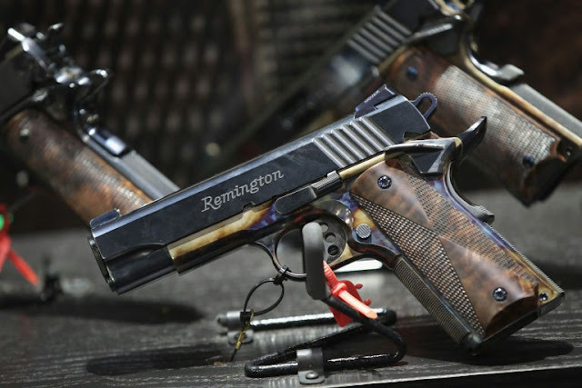 Gunmaker Remington files for bankruptcy