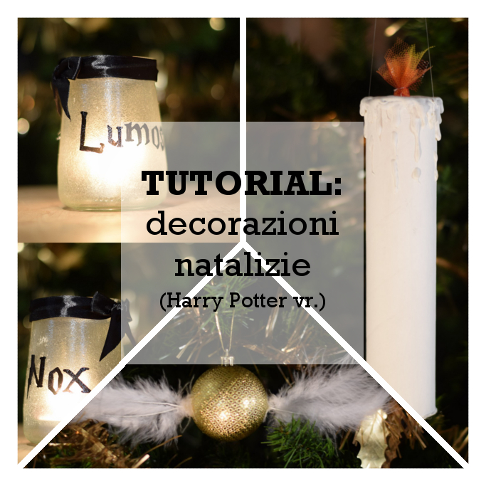 Immagini Natalizie Harry Potter.Tutorial Decorazioni Di Natale Dal Mondo Di Harry Potter