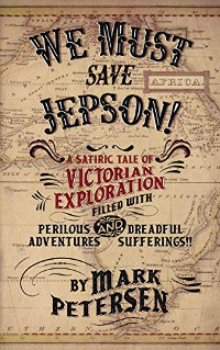 We Must Save Jepson! by Mark Petersen