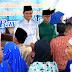 Usai Shalat Ied, Wakil dan Bupati Bintan Gelar Open House