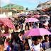 Santa Luzia fez caminhada dia 18 de maio pelo combate ao abuso e a exploração sexual contra crianças e adolescentes