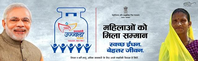Pradhan Mantri Ujjwala Yojana (PMUY) | How to Apply | Statewise ...