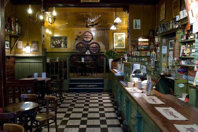 Bar e Pub In de Wildeman em Amsterdã