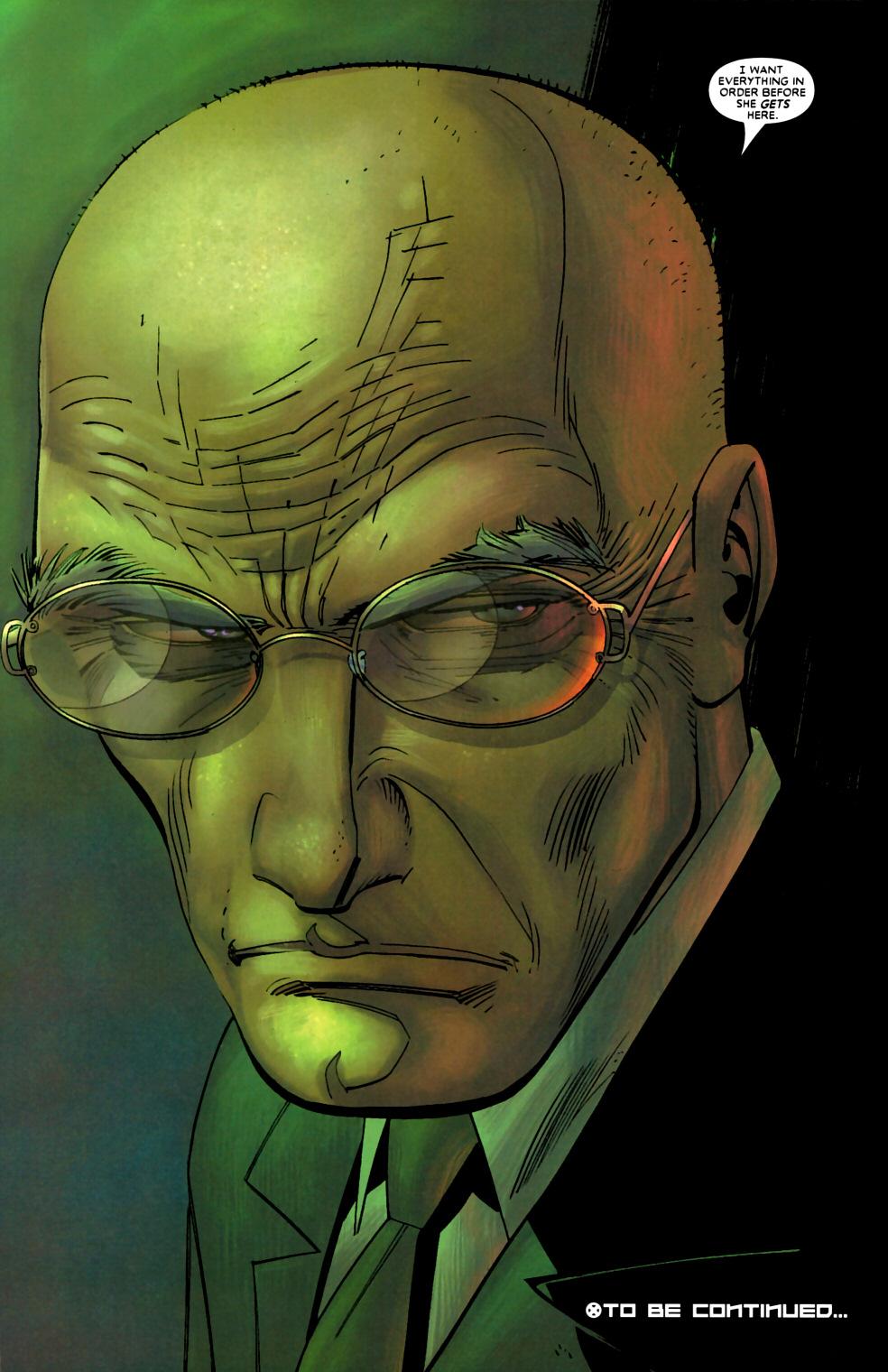 Read online Wolverine (2003) comic -  Issue #22 - 23