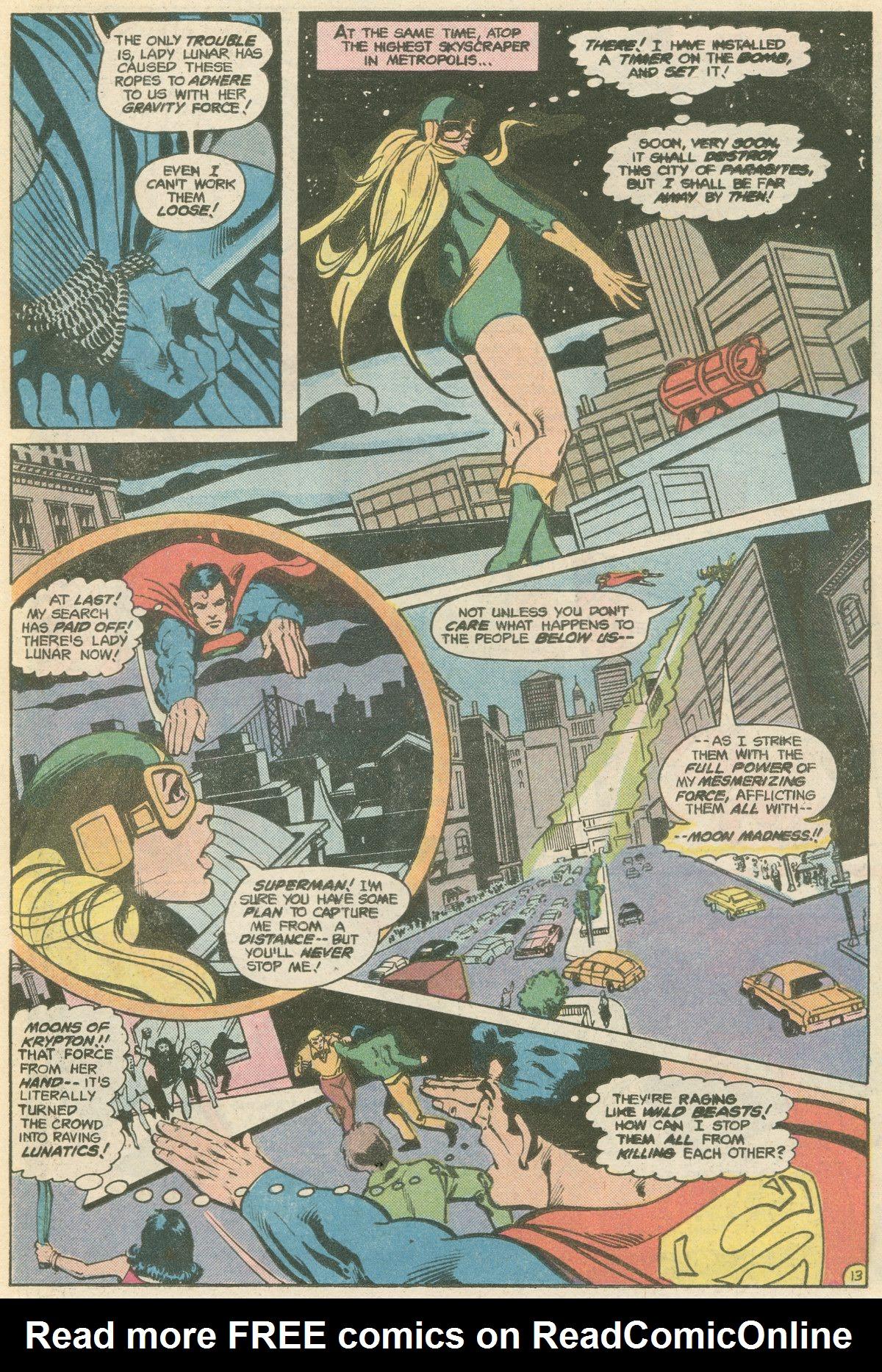 Read online World's Finest Comics comic -  Issue #266 - 15