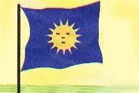 Dibujo de la Bandera de Tacna