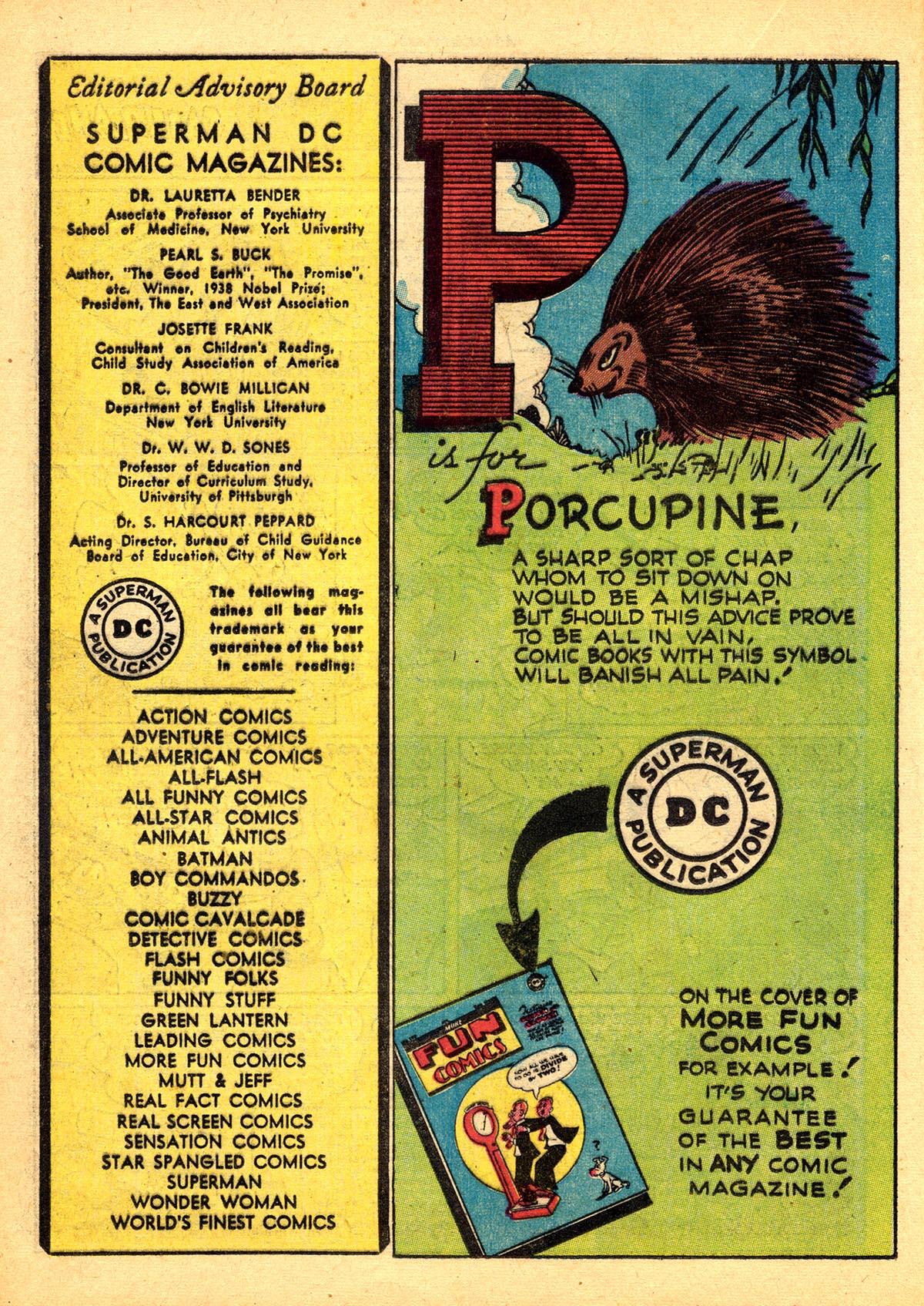 Detective Comics (1937) 120 Page 23