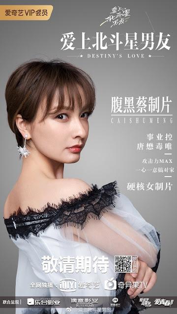 destiny's love wu xin