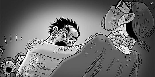 Silent Horror chap 72: Khám nghiệm tử thi