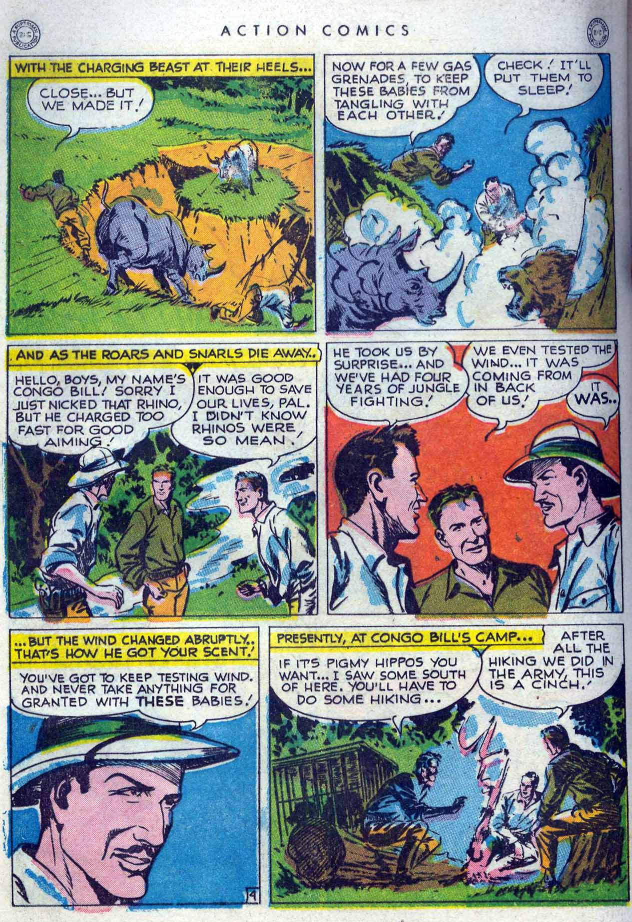 Read online Action Comics (1938) comic -  Issue #105 - 30