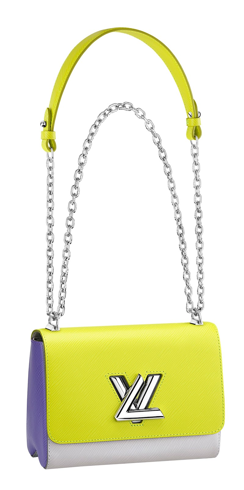 Vuitton Goes Neon for Spring/Summer 16