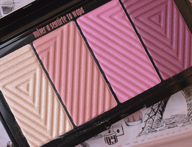 Masterblush Color & Highlighting kit de Maybelline