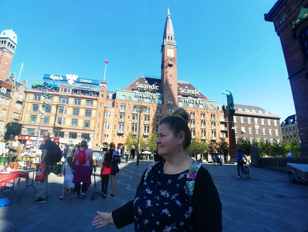 Rådhuspladsen-Copenhaga-piata-centrala